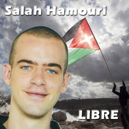 SALAH HAMOURI ENFIN LIBRE dans international 41795349365